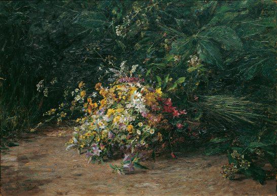 Olga Wisinger-Florian, Bouquet of Wildflowers, c. 1906 © Belvedere, Vienna