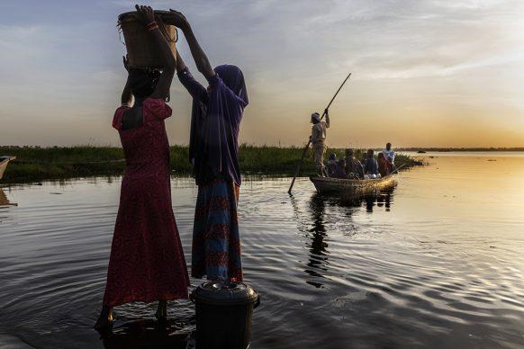 Marco Gualazzini/Contrasto,  Reportage sulla crisi umanitaria nel bacino del Ciad, ottobre 2018. World Press Photo Story of the Year - Shortlisted