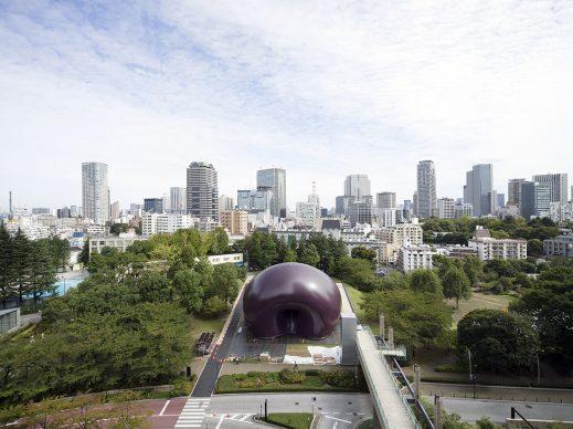 LUCERNE FESTIVAL ARK NOVA (designed by Anish Kapoor and Arata Isozaki) - Photo courtesy of Iwan Baan, Tokyo