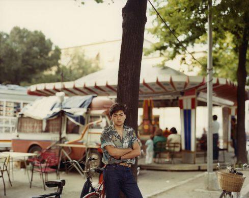 Guido Guidi, Piazza del Popolo, Cesena (San Giovanni), 1984 © Guido Guidi