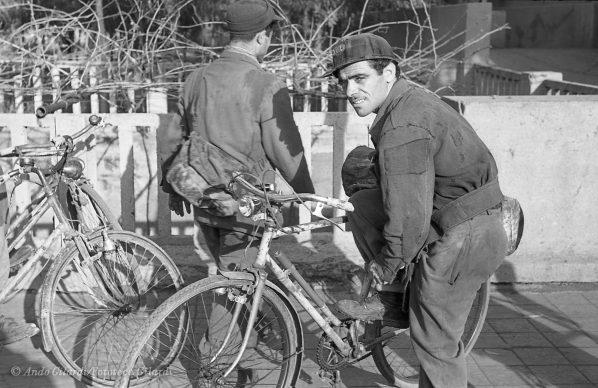 Ando Gilardi, Serie MINIERE, Sardegna, 1953 circa © Ando Gilardi/Fototeca Gilardi