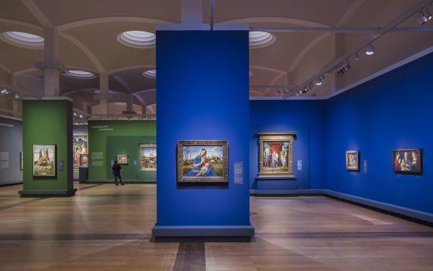 MANTEGNA und BELLINI Meister der Renaissance 01.03.2019 bis 30.06.2019 Gemäldegalerie Foto: David von Becker