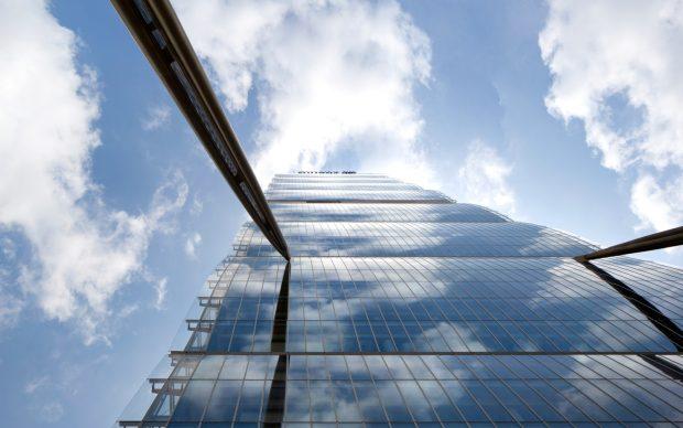 Arata Isozaki, Allianz Tower, 2014, Milano, photo by Alessandra Chemollo
