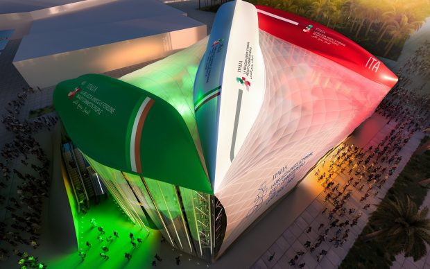Carlo Ratti Italo Rota Padiglione Italia Expo Dubai 2020