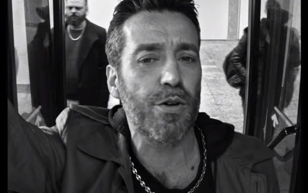 Daniele Silvestri videoclip Argentovivo