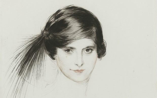 Helena Rubinstein by Paul César Helleu
