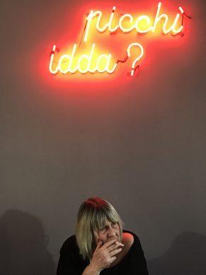 Letizia Battaglia, Centro Internazionale di Fotografia Palermo © Marilù Balsamo