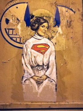 #LeDiesis, Principessa Leia, 2019, Firenze