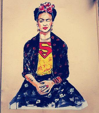 #LeDiesis, Frida Kahlo, 2019, Firenze