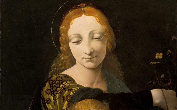 Madonna con il Bambino - Giovanni Antonio Boltraffio - Museo Poldi Pezzoli