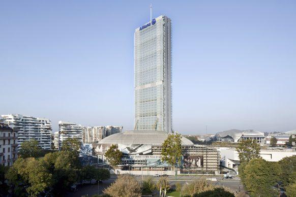 Arata Isozaki, Allianz Tower, 2003-2014, Milan, Italy - Photo courtesy of Alessandra Chemollo