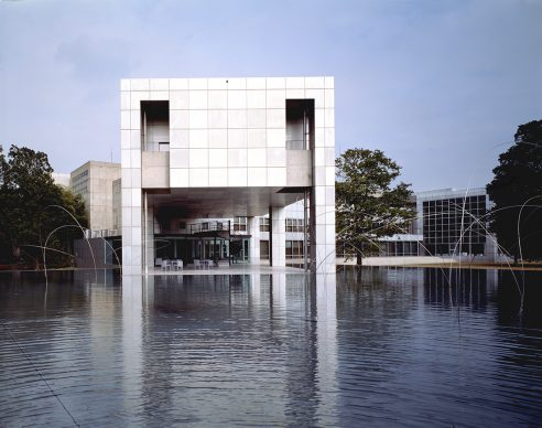 Arata Isozaki, The Museum of Modern Art, 1971-74, Gunma, Japan - Photo courtesy of Yasuhiro Ishimoto