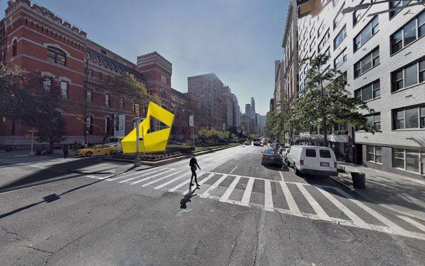 Tension Park Avenue Joseph La Piana