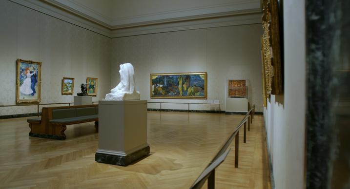 """Una scena di """"Gauguin a Tahiti. Il paradiso perduto"""""""