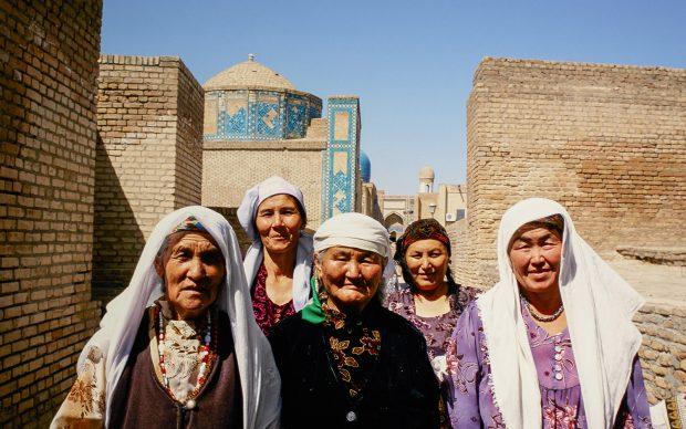 FarianSabahi, Uzbekistan