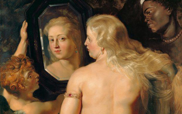 Peter Paul Rubens Venus in Front of the Mirror, ca. 1614/15 Oil on panel © LIECHTENSTEIN. The Princely Collections, Vaduz–Vienna