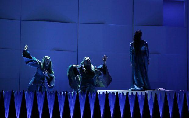 Ariadne auf Naxos Richard Strauss Teatro alla Scala Milano