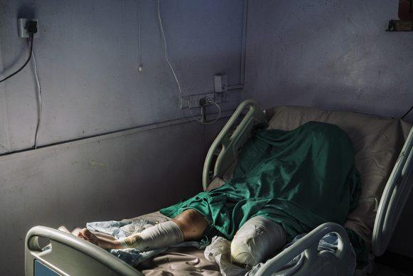 Yemen Crisis © Lorenzo Tugnoli, Contrasto, for The Washington Post