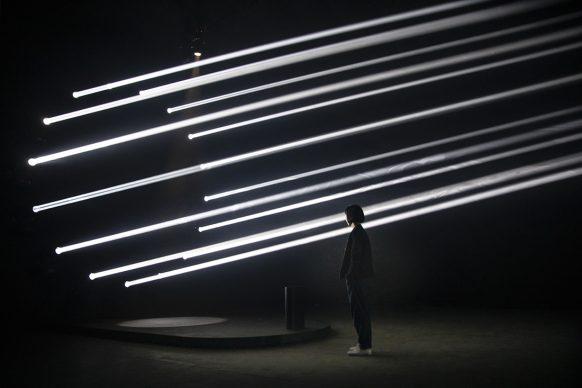Todd Bracher e Studio The Green Eyl, Bodies in Motion, Ventura Centrale, Milano Design Week 2019. Photo credits David Zanardi