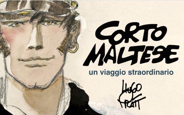 Corto Maltese un viaggio straordinario MANN Napoli