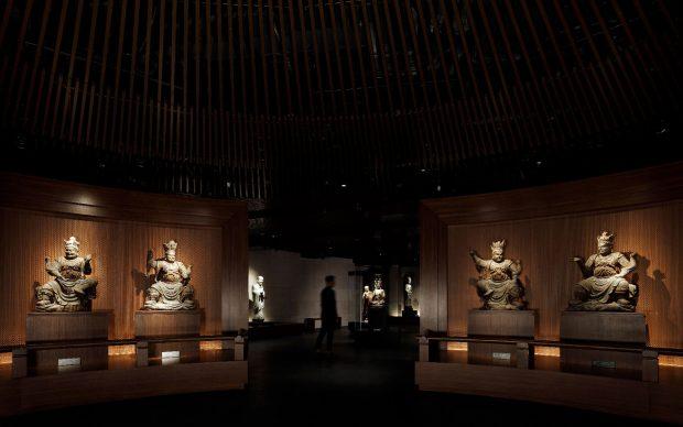 Hong Kong museo arte buddhista tszshanmuseum.org