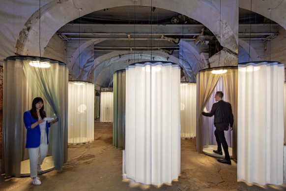 Rapt Studio, Tell me more, Ventura Centrale, Milano Design Week 2019. Photo Credits Eric Laignel