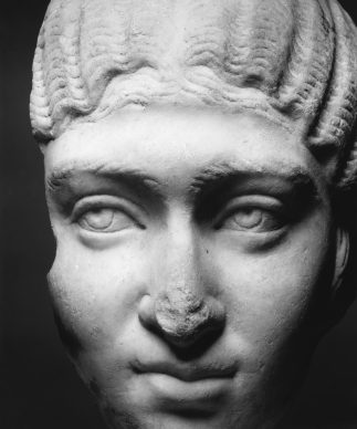 Luigi Spina, Volti di Roma ©luigispina - Ritratto femminile  inv. AC 6270