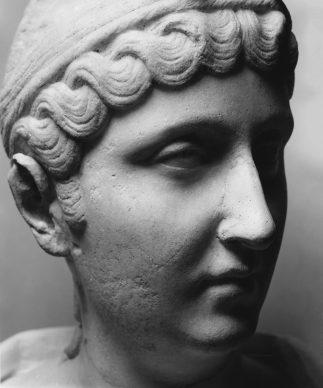 Luigi Spina, Volti di Roma ©luigispina - Faustina Maggiore inv, MC 1083