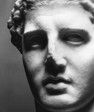 Luigi Spina, Volti di Roma ©luigispina - Testa maschile inv. MC 1855