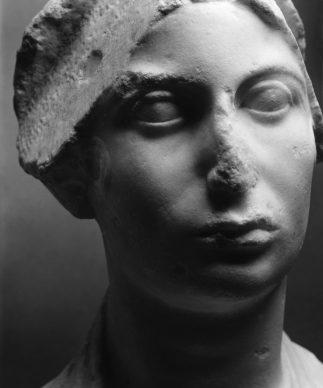 Luigi Spina, Volti di Roma ©luigispina - Ritratto femminile inv. 3356