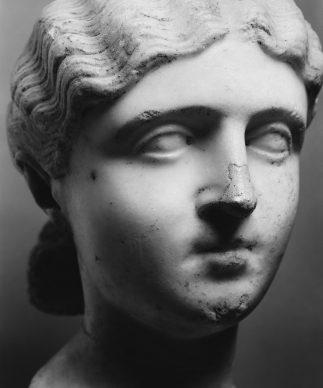 Luigi Spina, Volti di Roma ©luigispina -Testa femminile inv. MC 861