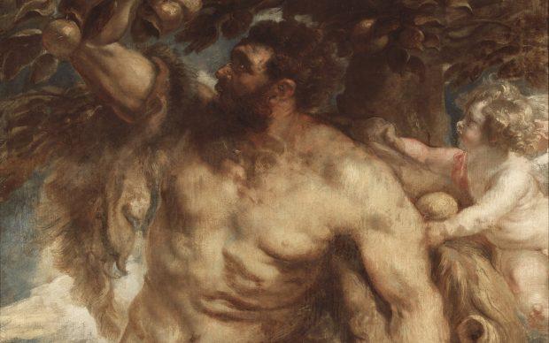 Rubens, Ercole nel giardino delle Hesperides