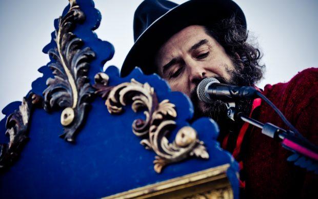 Vinicio Capossela, photo by Simone Cecchetti