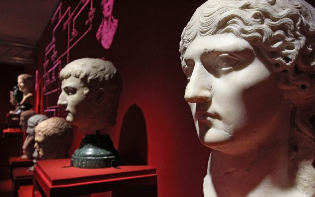 claudio imperatore museo dell'ara pacis roma