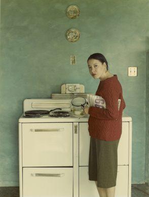 Christina Fernandez, 1950, San Diego, California, 1995–96, Chromogenic print, Image: 40 × 30.2 cm (15 3/4 × 11 7/8 in.). The J. Paul Getty Museum, Los Angeles © Christina Fernandez 2014.37.6