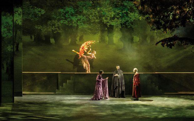Dante Alighieri Divina Commedia Musical Opera