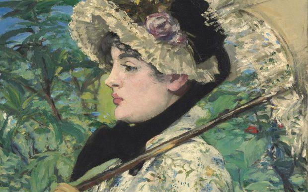 Édouard Manet. Jeanne (Le printemps), 1881. The J. Paul Getty Museum, Los Angeles