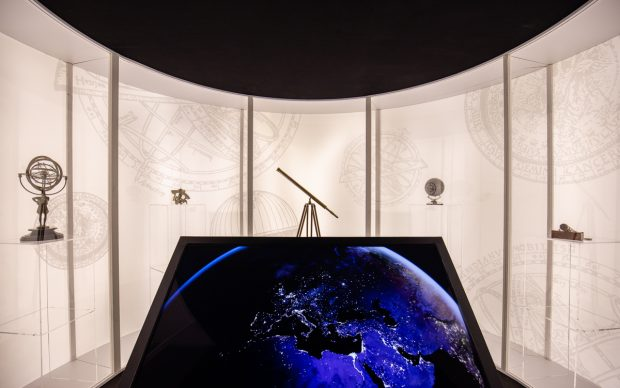 Destinazione Luna: Il futuro è adesso ‒ Immersive Interactive Experience