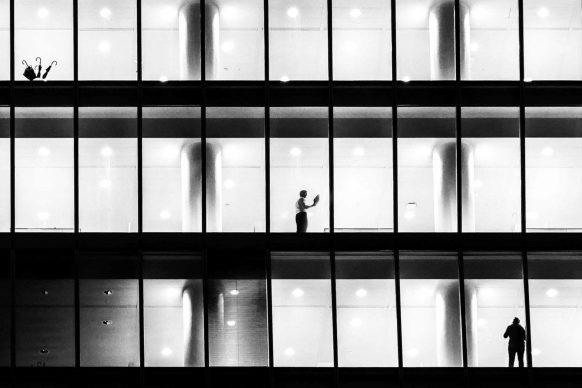 Milano, la città che sale © Giorgio Galimberti