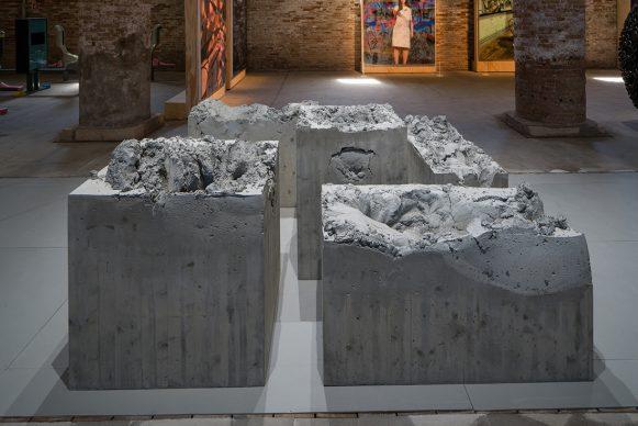 58. Esposizione Internazionale d'Arte - La Biennale di Venezia, May You Live In Interesting Times - Lara Favaretto, Various works, 2019. Photo by: AVZ: Andrea Avezzù. Courtesy: La Biennale di Venezia