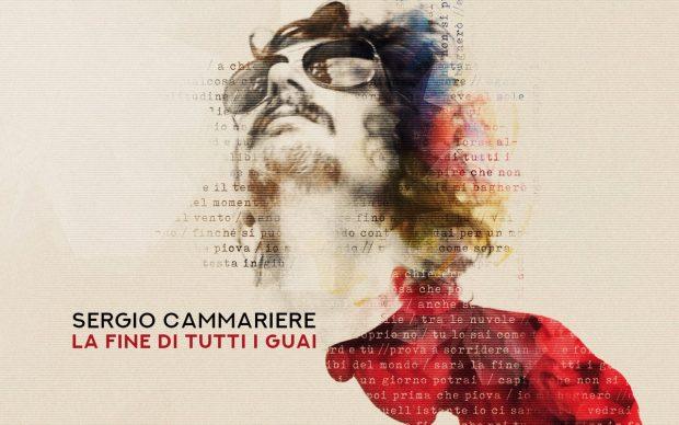 Cover album La fine di tutti i guai di Sergio Cammariere
