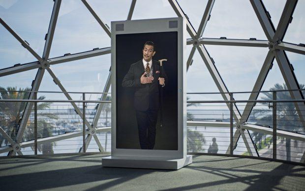 Dali Lives avatar intelligenza artificiale artista