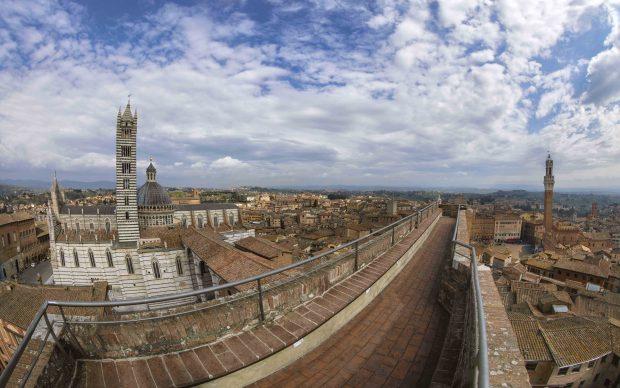 Facciatone Duomo di Siena