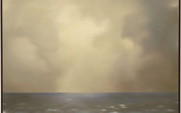 Gerhard Richter_Seestuck bewolt