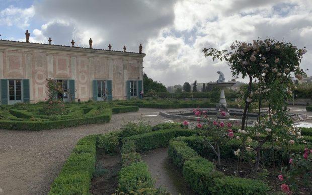 Giardino del Cavaliere, Giardino di Boboli, Firenze