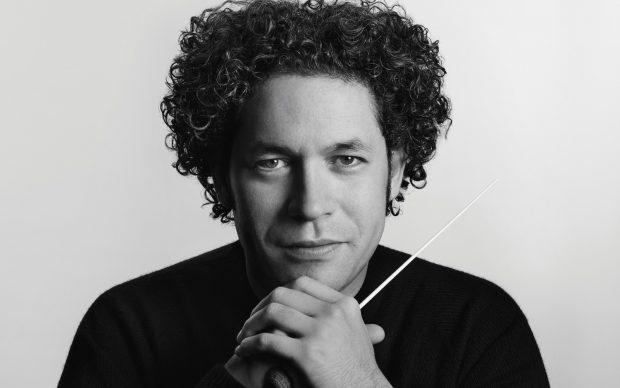 Il direttore d'orchestra Gustavo Dudamel. Photo Credit Rafael Pulido