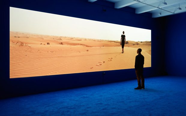 Isaac Julien Playtime LACMA Los Angeles