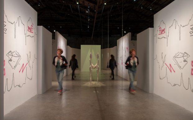 Padiglione Italia, Mostra Internazionale d'Arte, Biennale di Venezia, 2019, photo by Irene Fanizza - Artribune