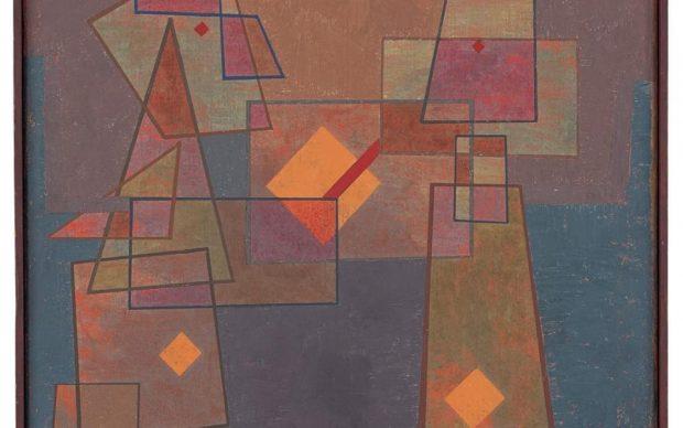 Paul Klee, Dispute, 1929, Zentrum Paul Klee, Bern via Facebook
