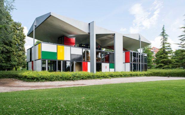 Pavillon Le Corbusier Zurigo Svizzera